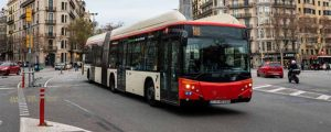 accidente trafico autobus